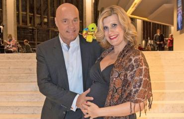 Jukka ja Reetta saavat lapsen.