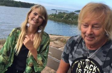 Seiska vieraili Dannyn Rauman luksusmökillä – Iso D nostelee puntteja, Erika grillaa henkisesti!