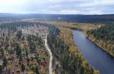 Mystisesti kadonnutta Antti Hanhivaaraa, 21, etsittiin Lapin erämaasta, Seiska mukana – katso video!