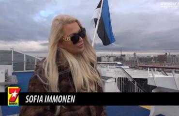 Sofia Immonen leikkautti itselleen rinnat Tallinnassa: Isot rintalihakset yllättivät!