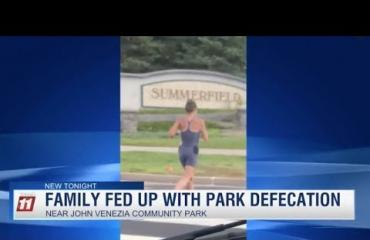 Juoksukakkaaja terrorisoi perhettä!