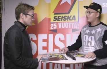 Tosi-tv-tähti Joni Virtanen avautuu Seiskan poikkeuksellisessa videohaastattelussa elämästään homona romanina: Minut uhattiin tappaa ja hakata sairaalakuntoon!