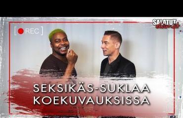 Haluaisitko Salkkareihin? Tällainen meno on koekuvauksissa – vloggaaja joutui Aki Nikkisen vastanäyttelijäksi!